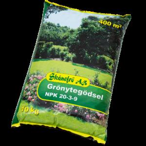 Vår- och sommargödning NPK 20-3-9 10 kg